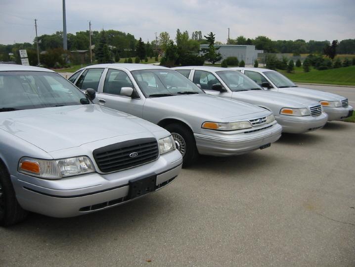 Municipal on 1998 Dodge Ram 3500 Van